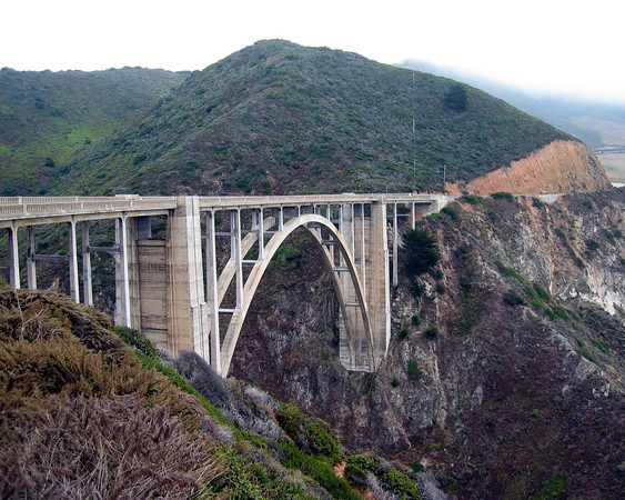 Hwy 1 Bixby Bridge-M